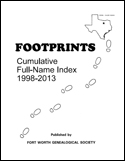 Footprints Topical Index 1957-2012